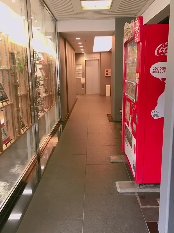 渋谷美容外科クリニックのアクセス